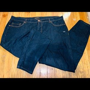 Forever 21 jeans size 18